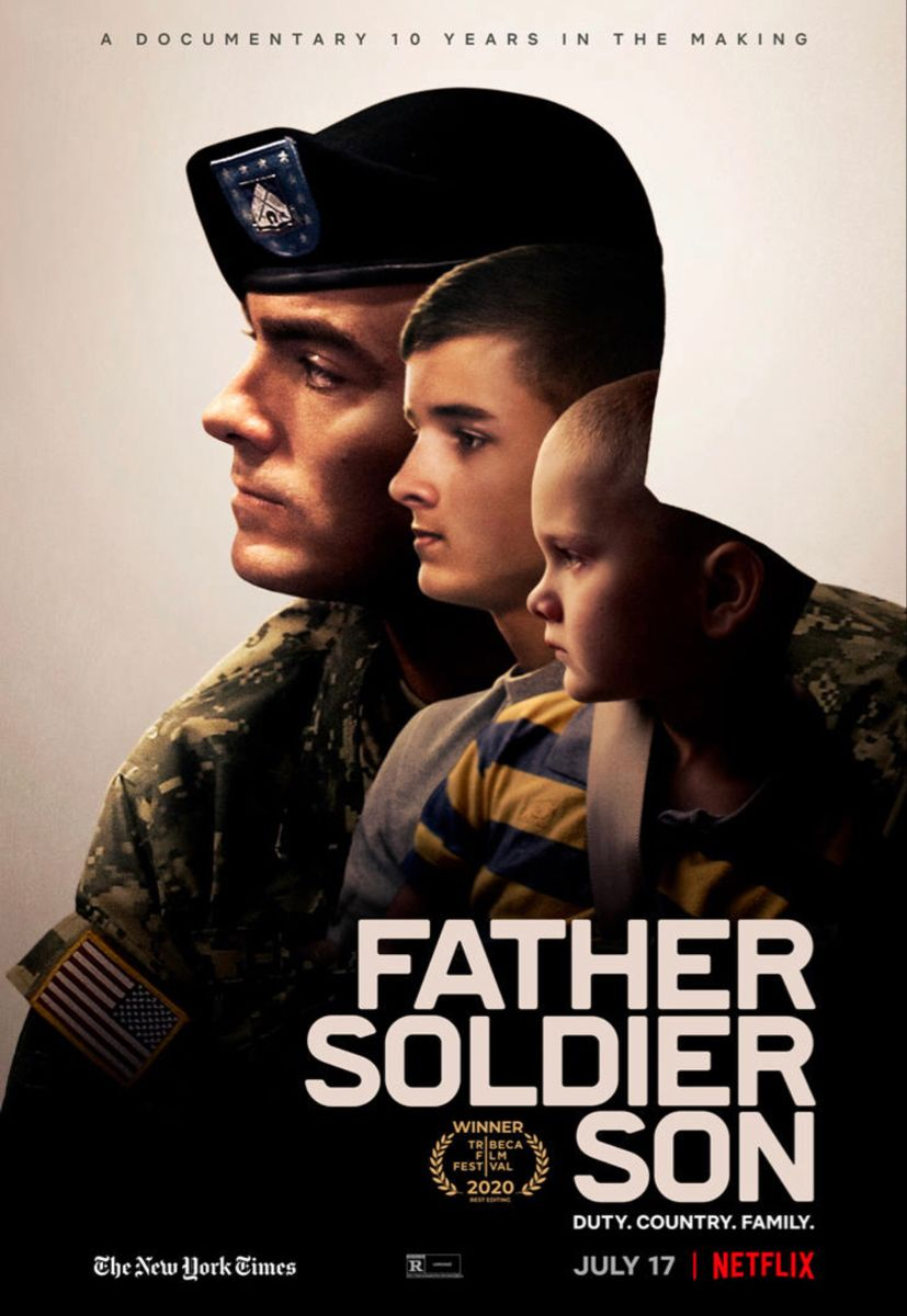 Father Soldier Son On Netflix In 2020 Documentaries Free Movies Online Soldier