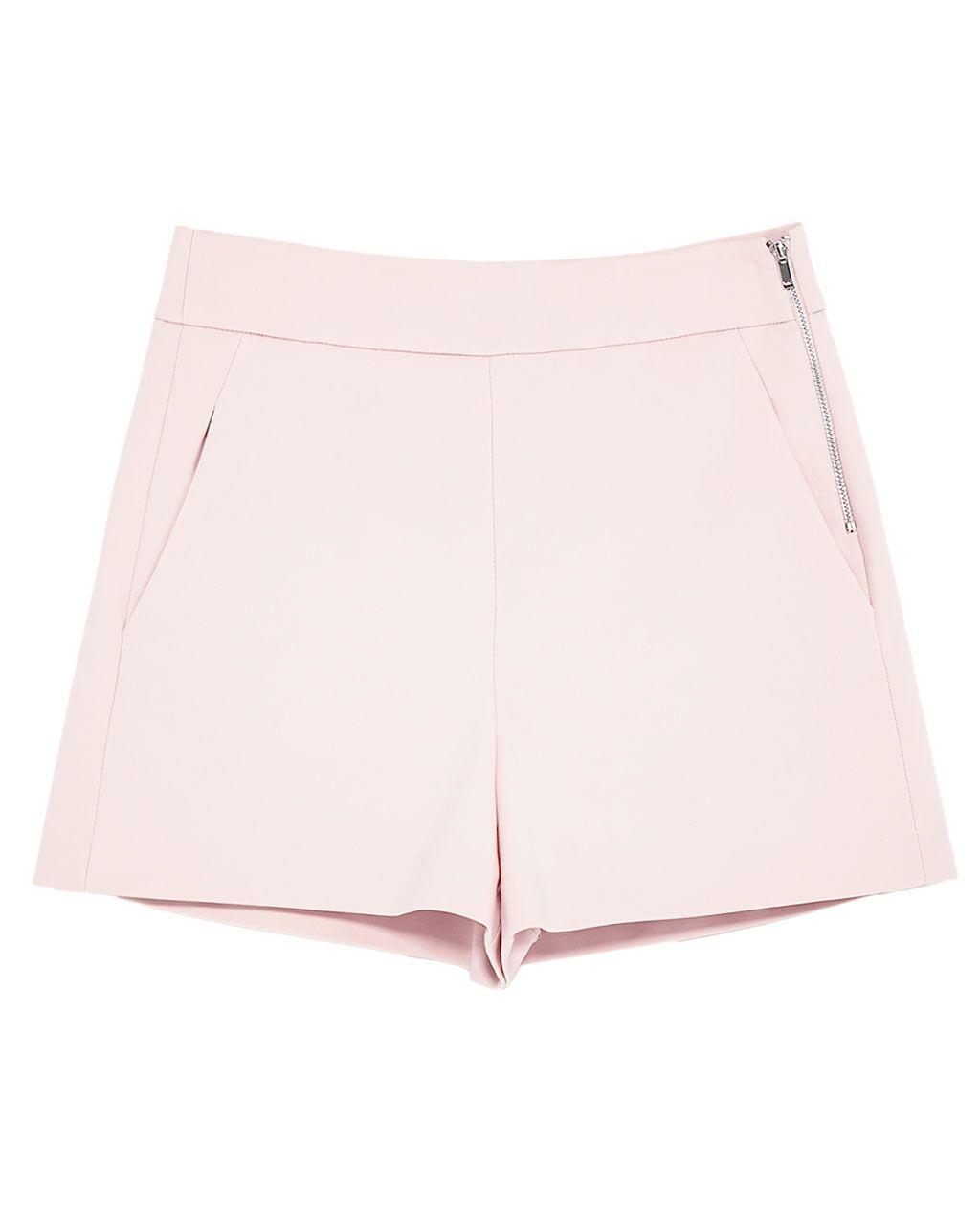 Short Tiro Alto Shorts Mujer Zara España Pantalones Cortos Tiro Alto Shorts Tiro Alto Pantalon Tiro Alto