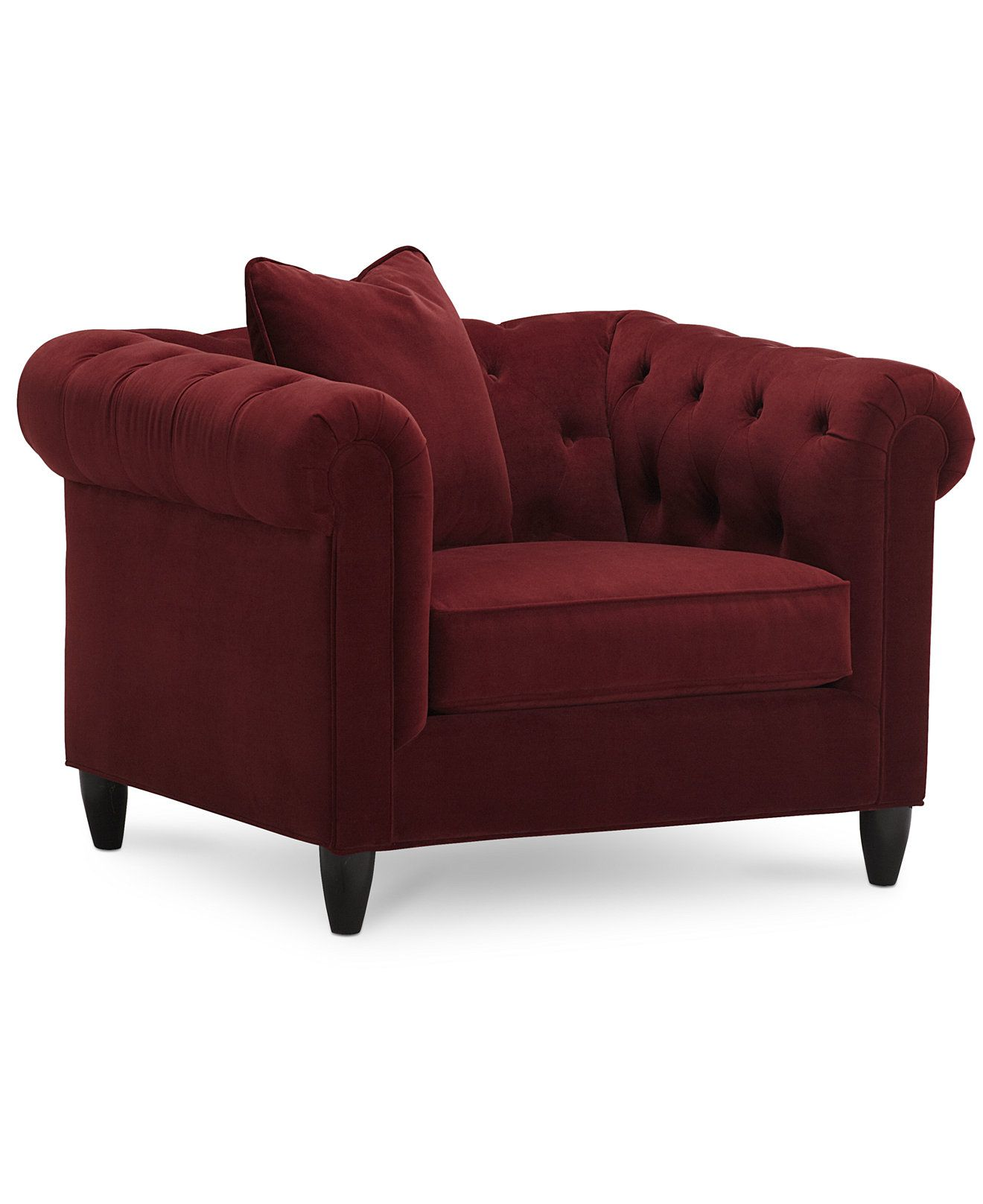Rayna Polyester Living Room Chair - Furniture Closeouts ...