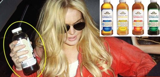 Even the celebrities are drinking it! http://questionisthisnormal.blogspot.com/2011/01/kombucha.html pinned with Pinvolve - pinvolve.co