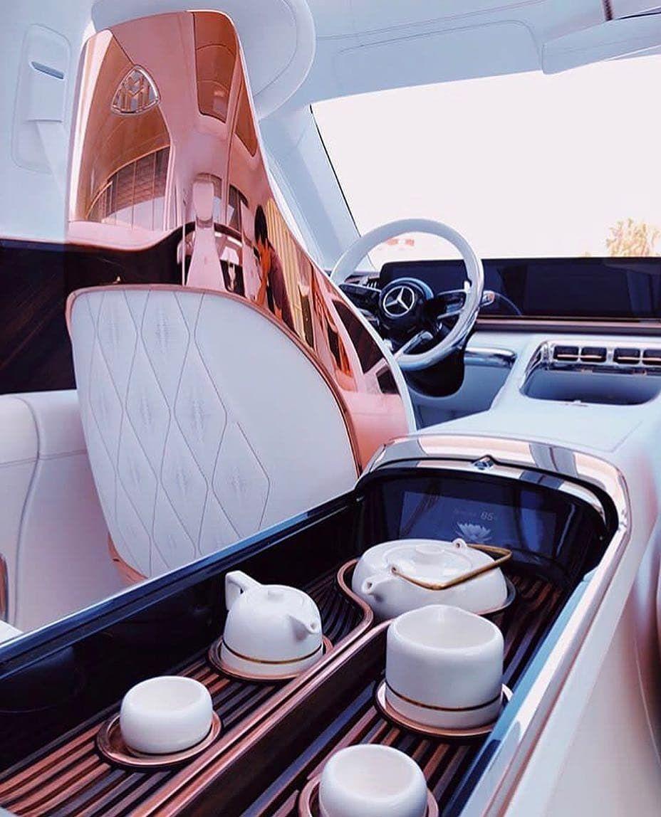 Tea #Time in #MercedesBenz #luxuryspeak in 2020 | Top luxury