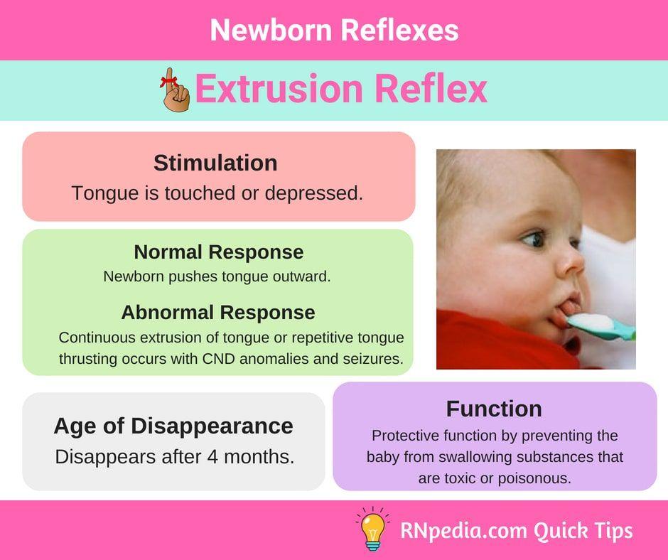 347233889f0bb Newborn Reflexes - RNpedia | Education: RNPedia | Nursing notes, Ob ...