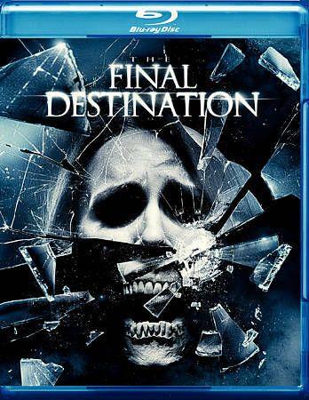The Final Destination (Blu-ray Disc, 2010)
