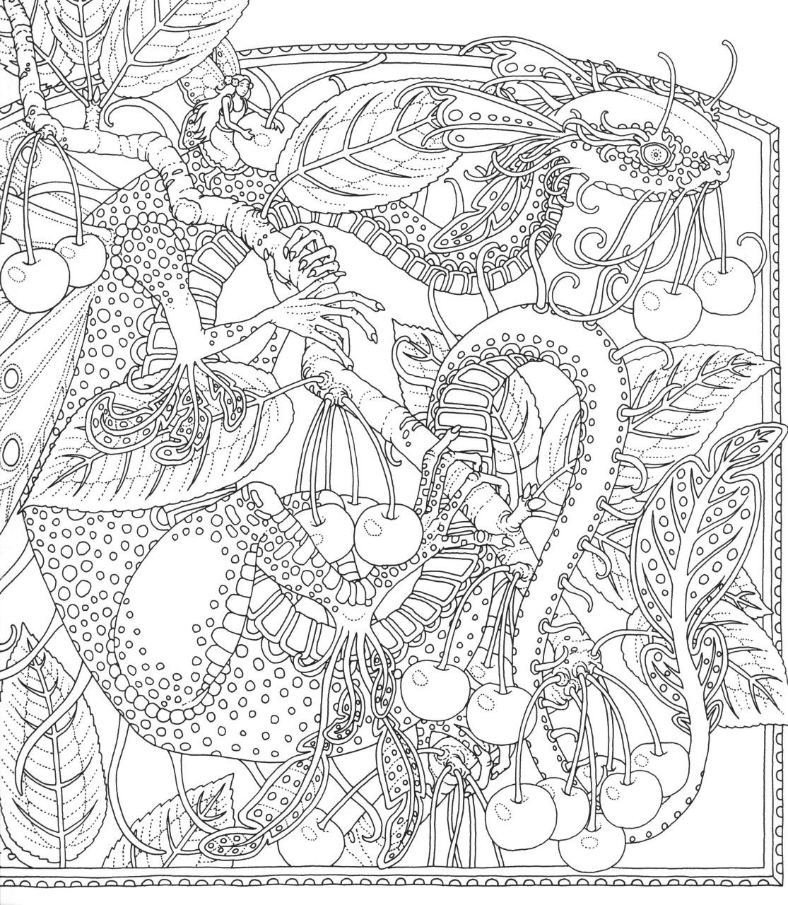 Pin By Mojave On Coloring Pages Cute Coloring Pages Steampunk Coloring Coloring Pages