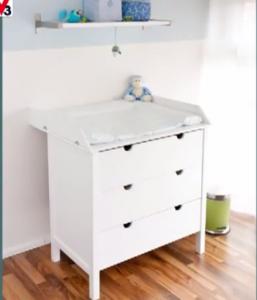 peinture pour meuble pour tout peindre sans poncer v33 peinture pour meuble v33 et commode en. Black Bedroom Furniture Sets. Home Design Ideas