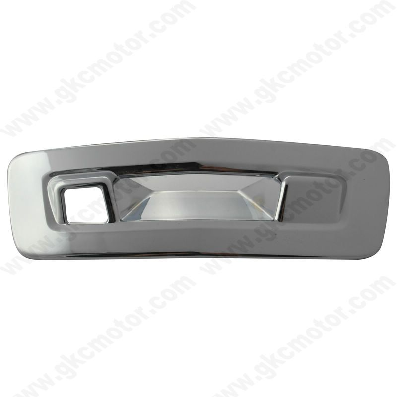 Gk 56009 09 12 Chevy Traverse Chrome Tailgate Handle Cover Chrome Chrome Door Handles Chrome Mirror