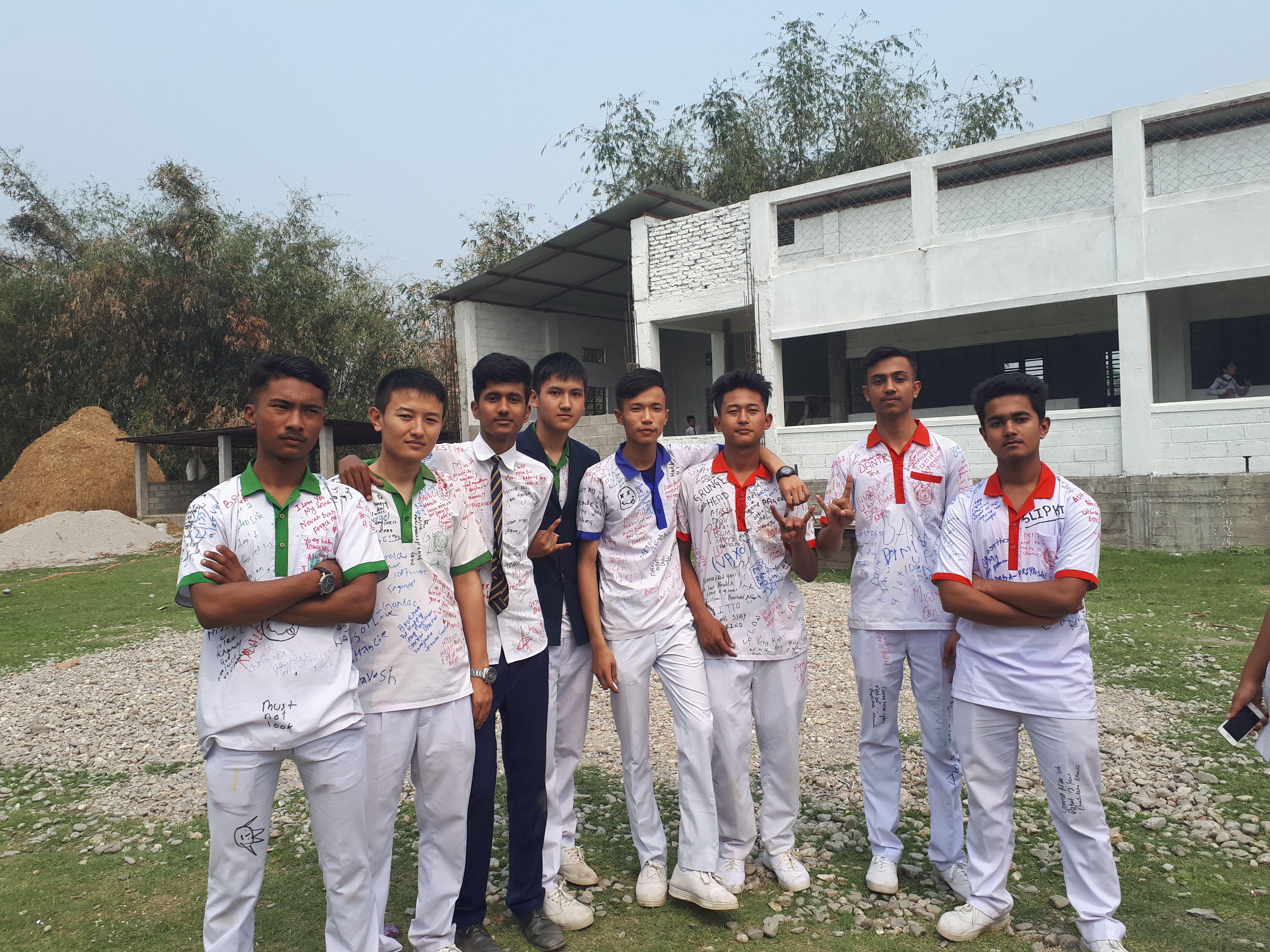 Hancie Wanem Phago | Siddhartha Shishu Sadan school bhadrapur