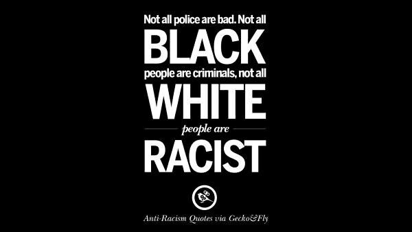 Quotes On Racism Mesmerizing Pinlady Vodka717 On It's All About Racismno To Racism