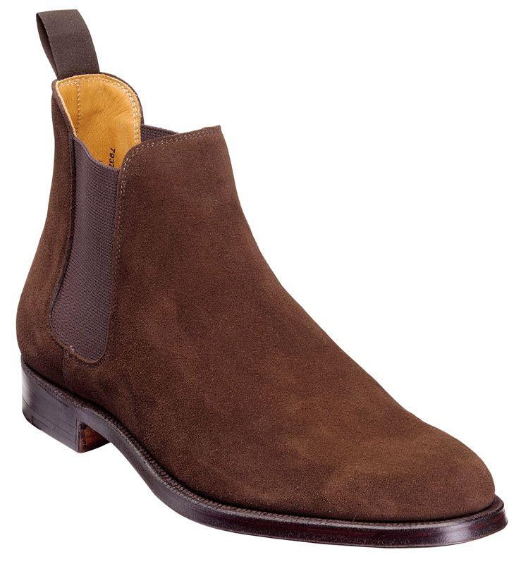 best service 779b2 f627d Bingham Bulrush Suede Chelsea Boot | shoes | Suede chelsea ...
