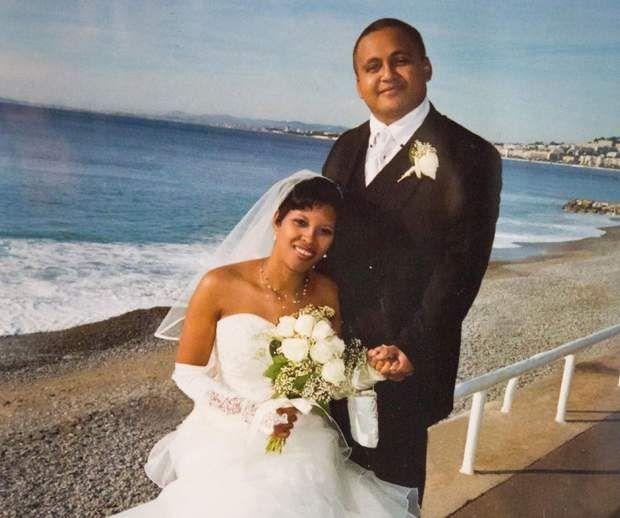 Mino, 31 ans Cette maman de deux enfants s'était mariée à Nice, en 2009 et posait heureuse sur la Promenade des Anglais (photo). Elle laisse notamment Andrew, 4 ans, qui était avec elle lors de l'attentat. Elle était aussi maman d'Amaury, 6 ans.