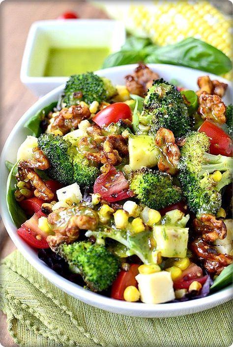 #Healthy #Salad #Recipes #Fitness #Cheap #Super #foodrecipescheap