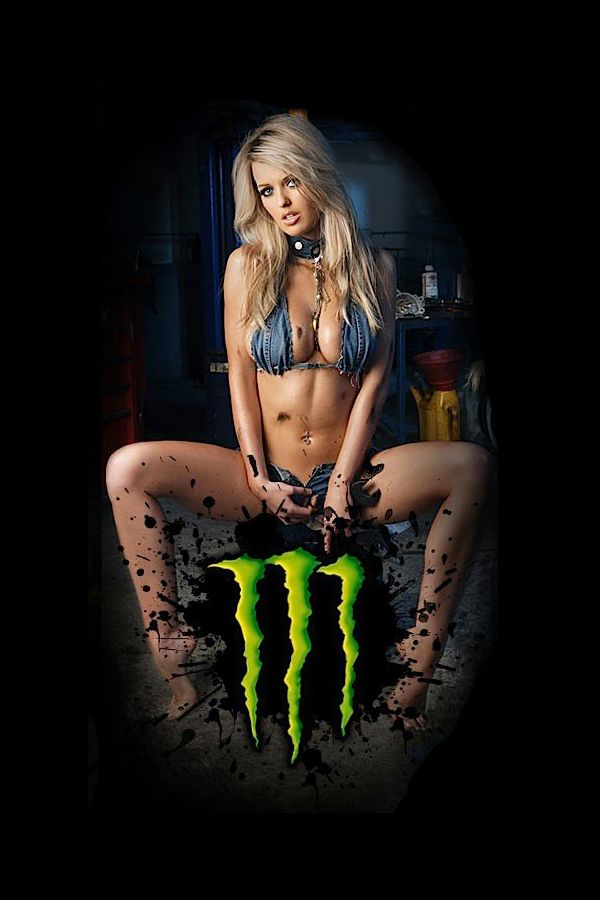 Think, Monster energy girl xxx mobile