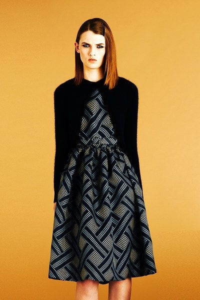 Jonathan Saunders Pre-Fall 2012 Collection Photos - Vogue