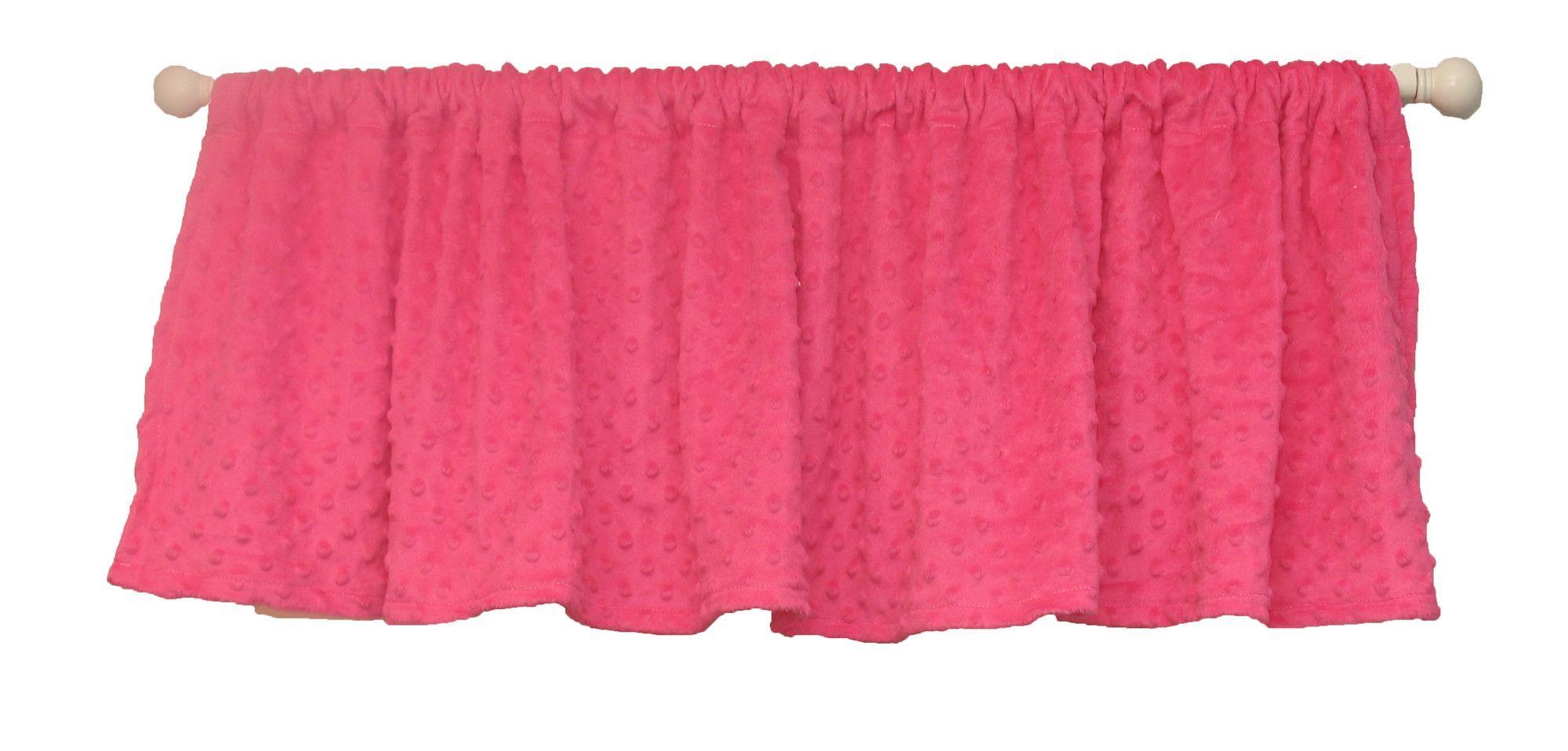 Hot pink zebra curtains - Hot Pink Zebra Curtain Valance