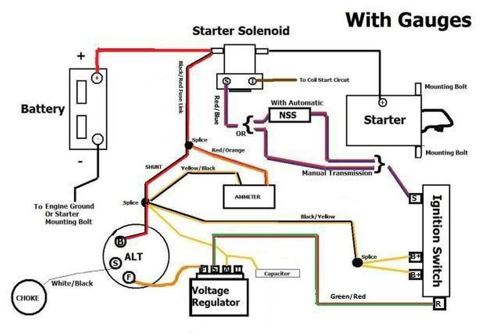 29 Ford Alternator Wiring Diagram - bookingritzcarlton.info | Alternator,  Automotive electrical, DiagramPinterest