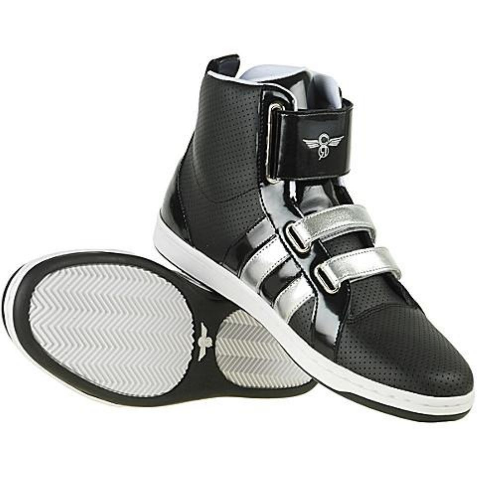 Creative Recreation Testa Black / Silver I want them :D