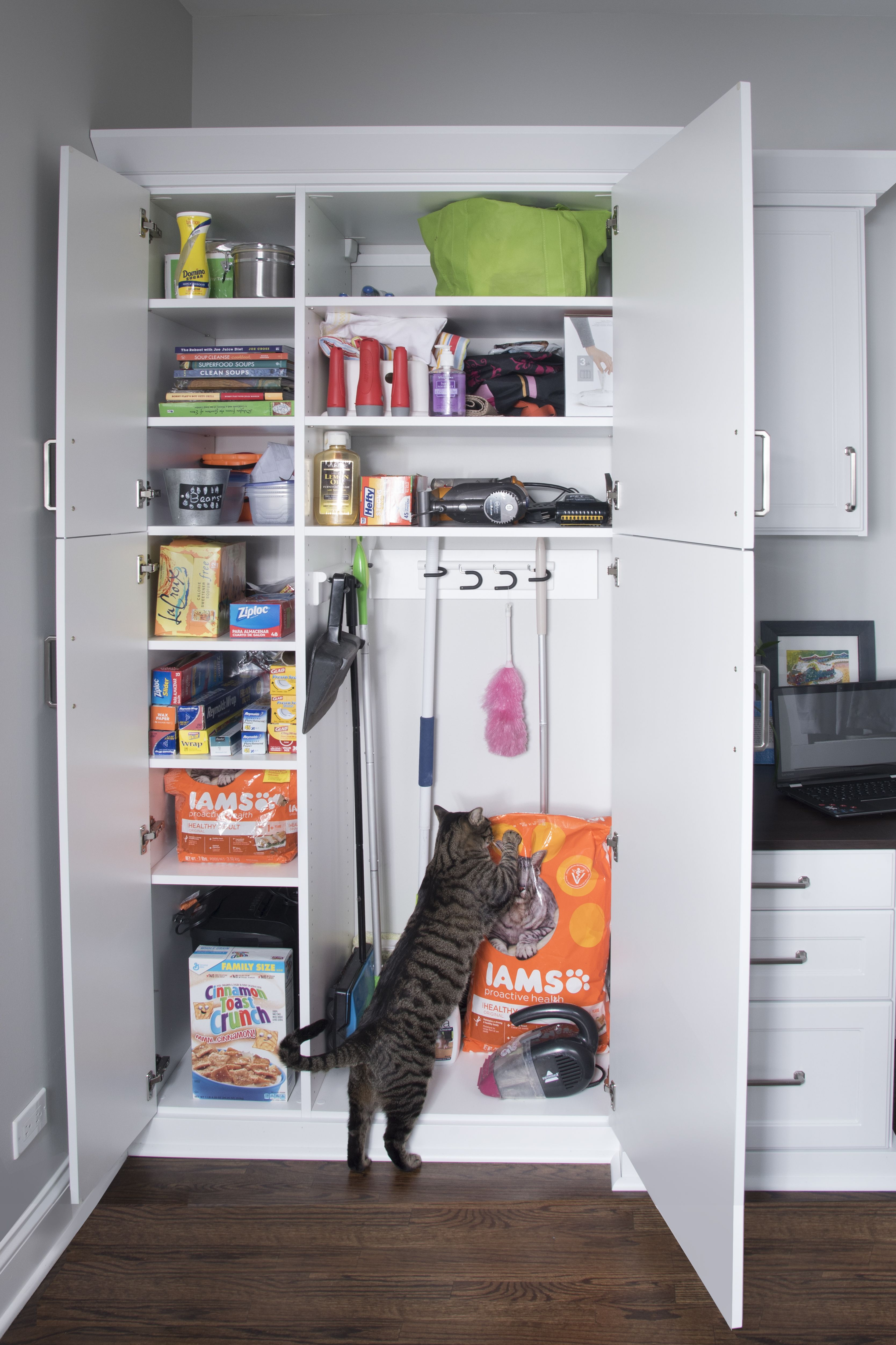 Cabinet Organization System For You And Kitty Cabinets Mudroom
