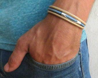 Photo of Herren Armband – Herren Infinity Armband – Herren Vegan Armband – Herren Schmuck…