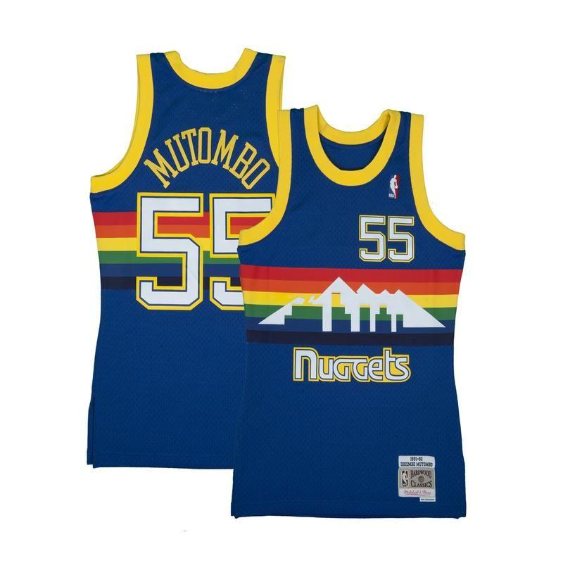 buy online 8ddee e5921 cheapest denver nuggets mutombo jersey 19df0 12b42