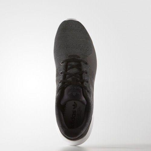 reputable site 821ef 12b41  Adidas  S76396 Originals Zx Flux Adv Tech Men Women Unisex Running Shoes  Black