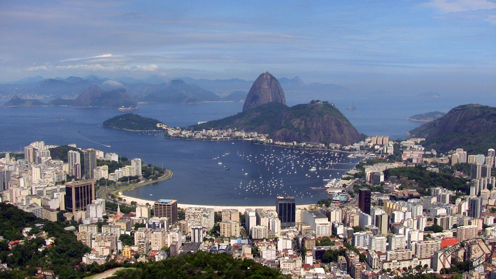 Sugarloaf Mountain, Rio de Janeiro,Brazil