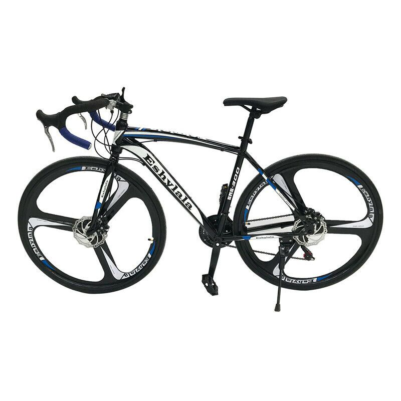 21 Speed Shimano Road Bike Bicycle 700c Superior Mens Bikes 54cm