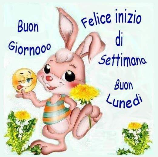 Felice luned amici pesquisa google greetings good for Immagini buon lunedi amici