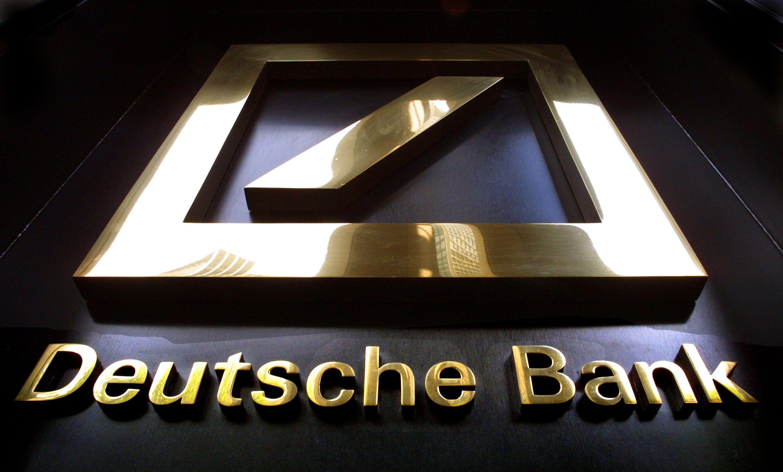 Отразится ли коллапс Deutsche Bank'а на курсе биткоин