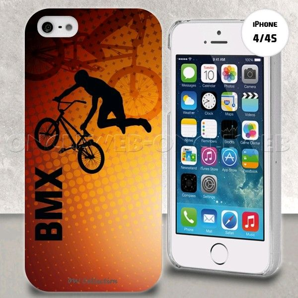 coque iphone 4 bmx