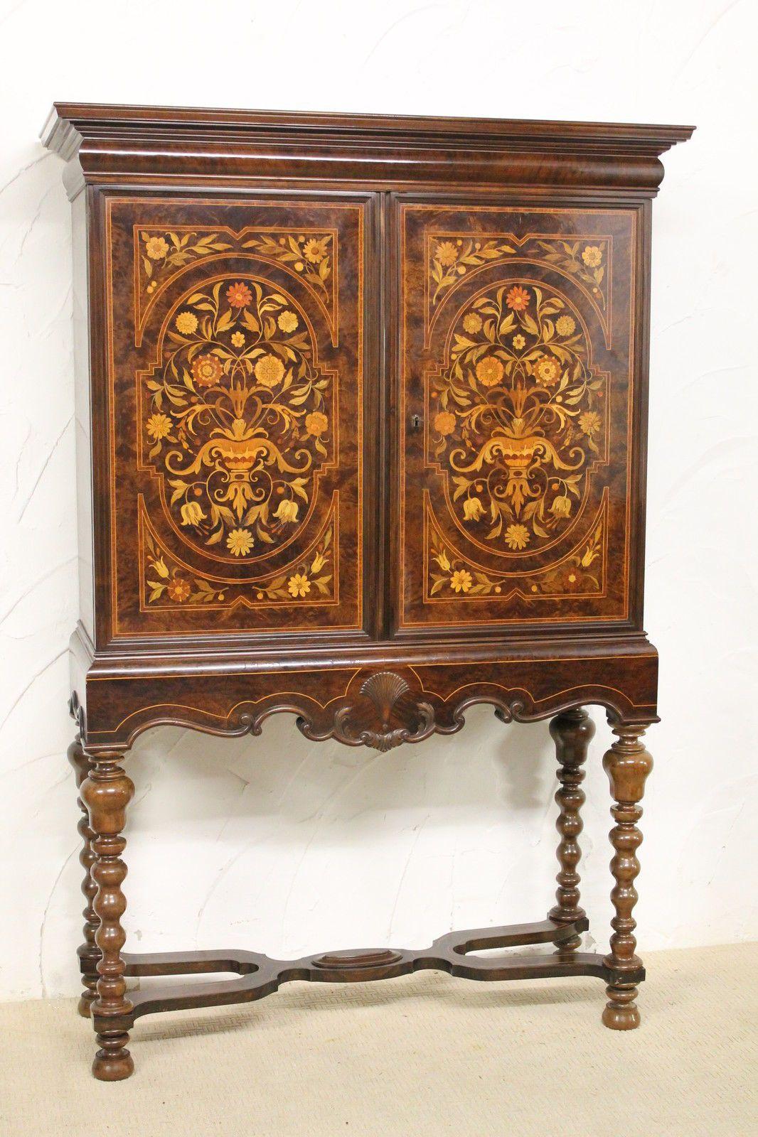 Schrank Stollenschrank Kabinettschrank Aus Adelshaus Furniture Decor Home Decor