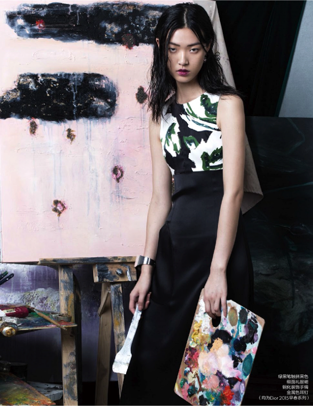 6 Striking Ways To Wear Painterly Prints | WhoWhatWear
