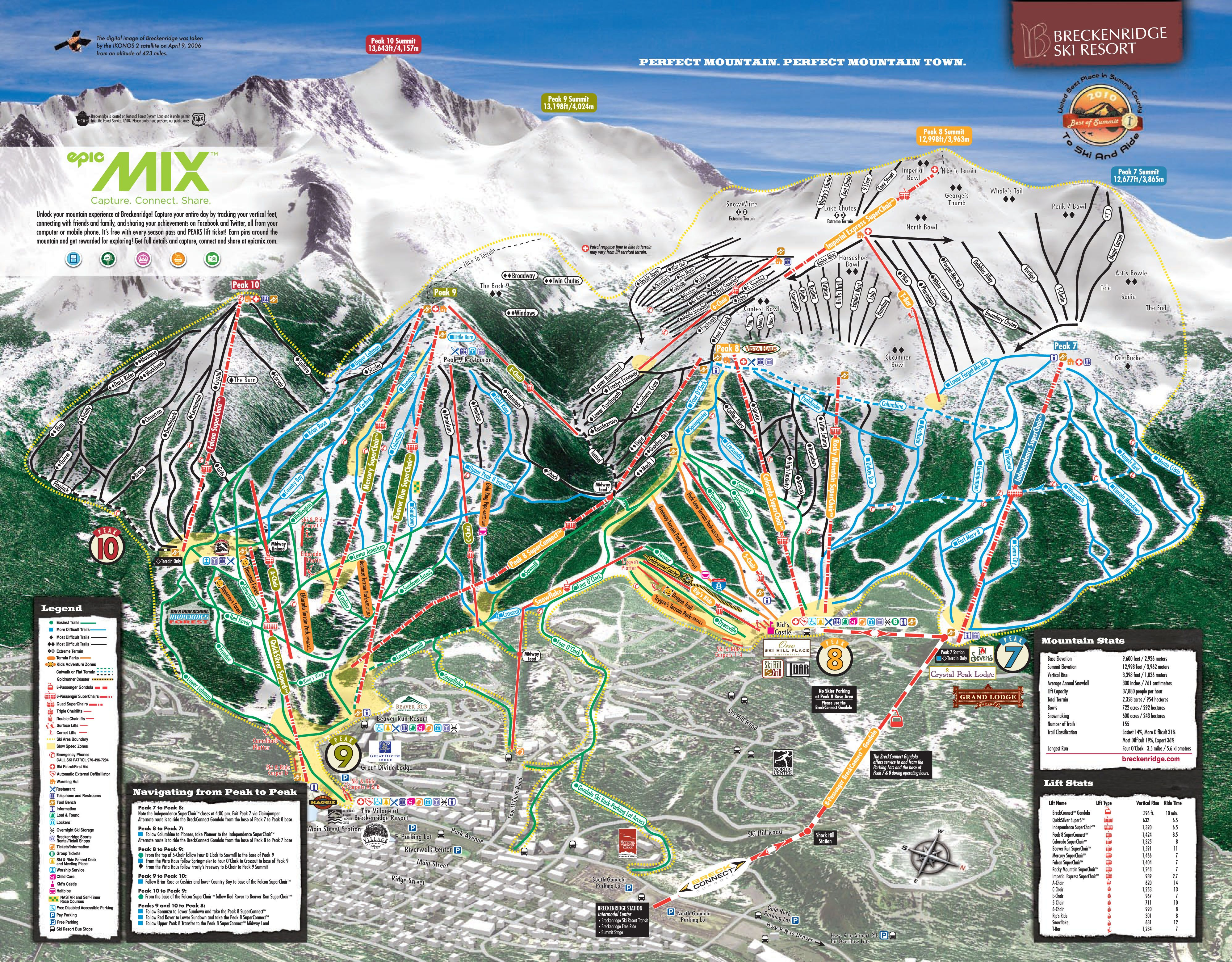Piste map Stagspiration Pinterest