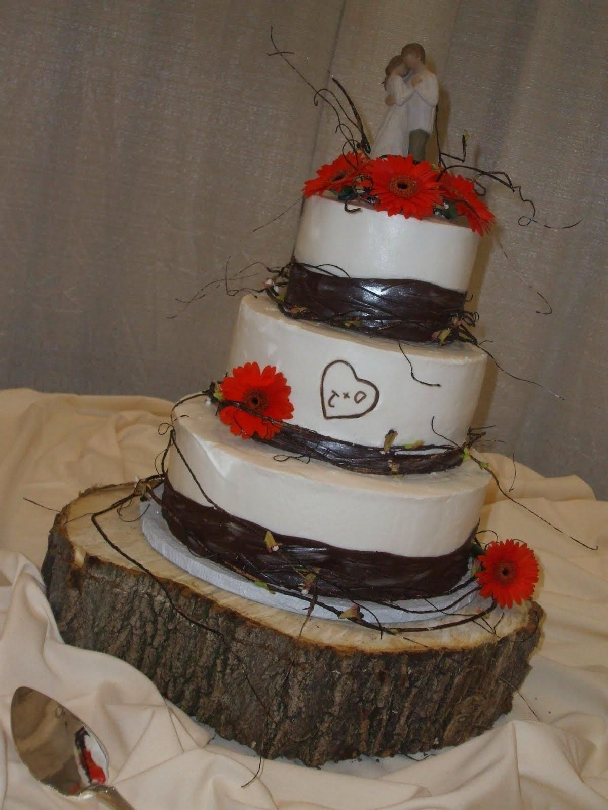 Rustic wedding cakes images google search wedding pinterest