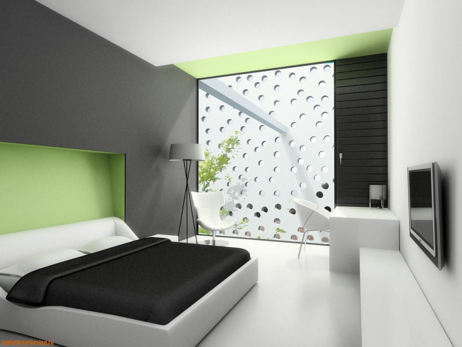 Bedroom Furniture Ideas for Modern Houses with Small Rooms ...
