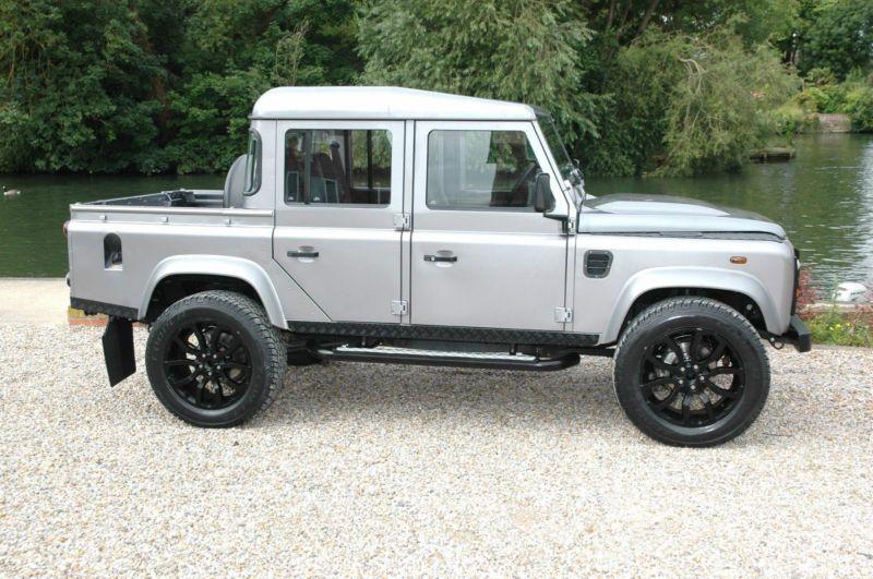 Land Rover : Defender 110 SEL 4 DOOR DOUBLE CAB in Land Rover ...