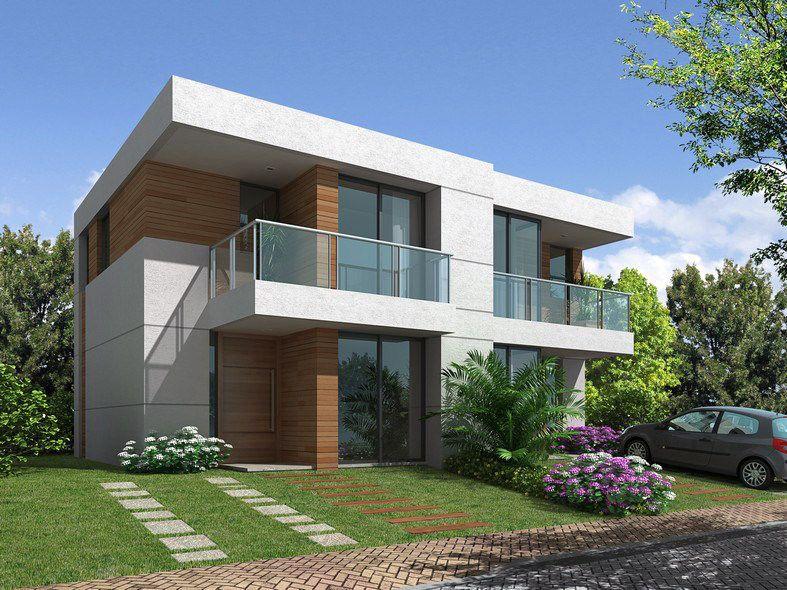 Pin de K McMaster en Modern architecture Pinterest Casas - fachadas contemporaneas