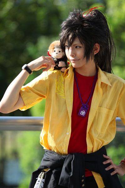 take(大葉 竹) Keiji Maeda Cosplay Photo - Cure WorldCosplay