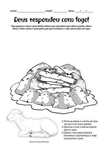 desenhos evangélicos para recortar e colar aprender e brincar