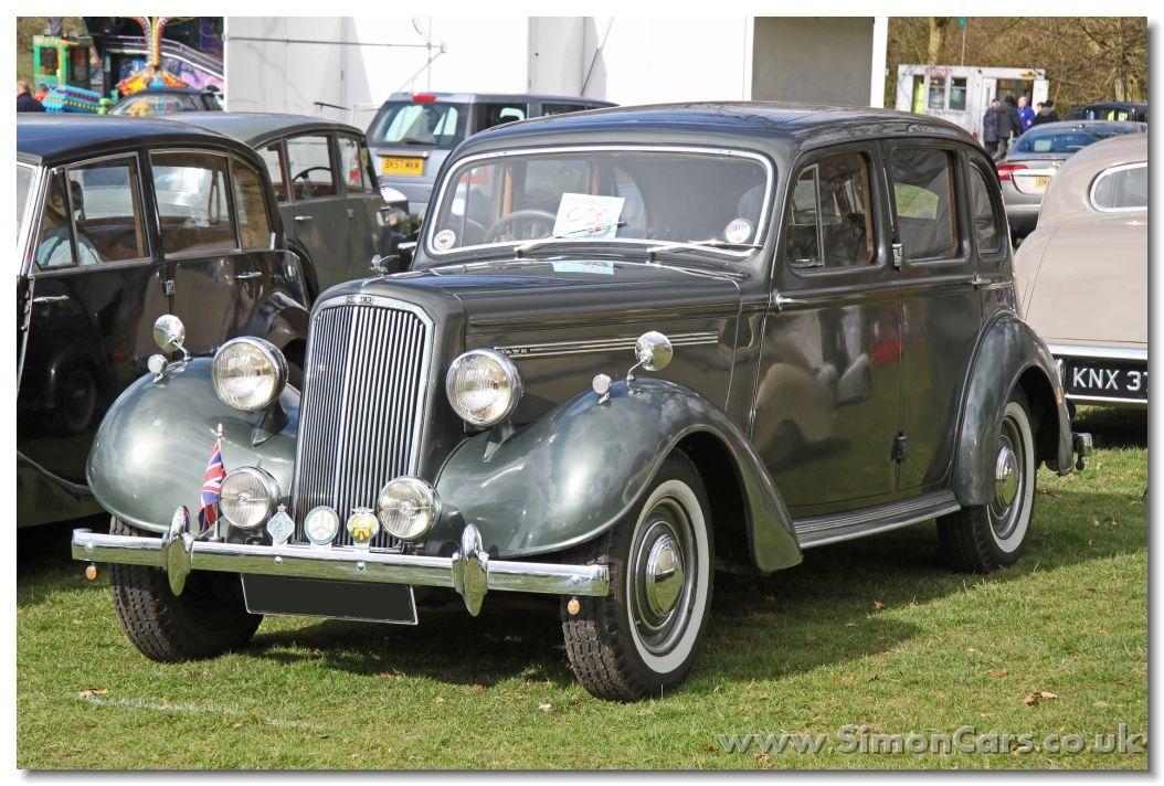 1947 humber hawk mkii cool cars pinterest 1940s