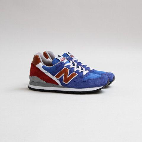 CNCPTS / New Balance M996BB (Blue/Red-Caramel)