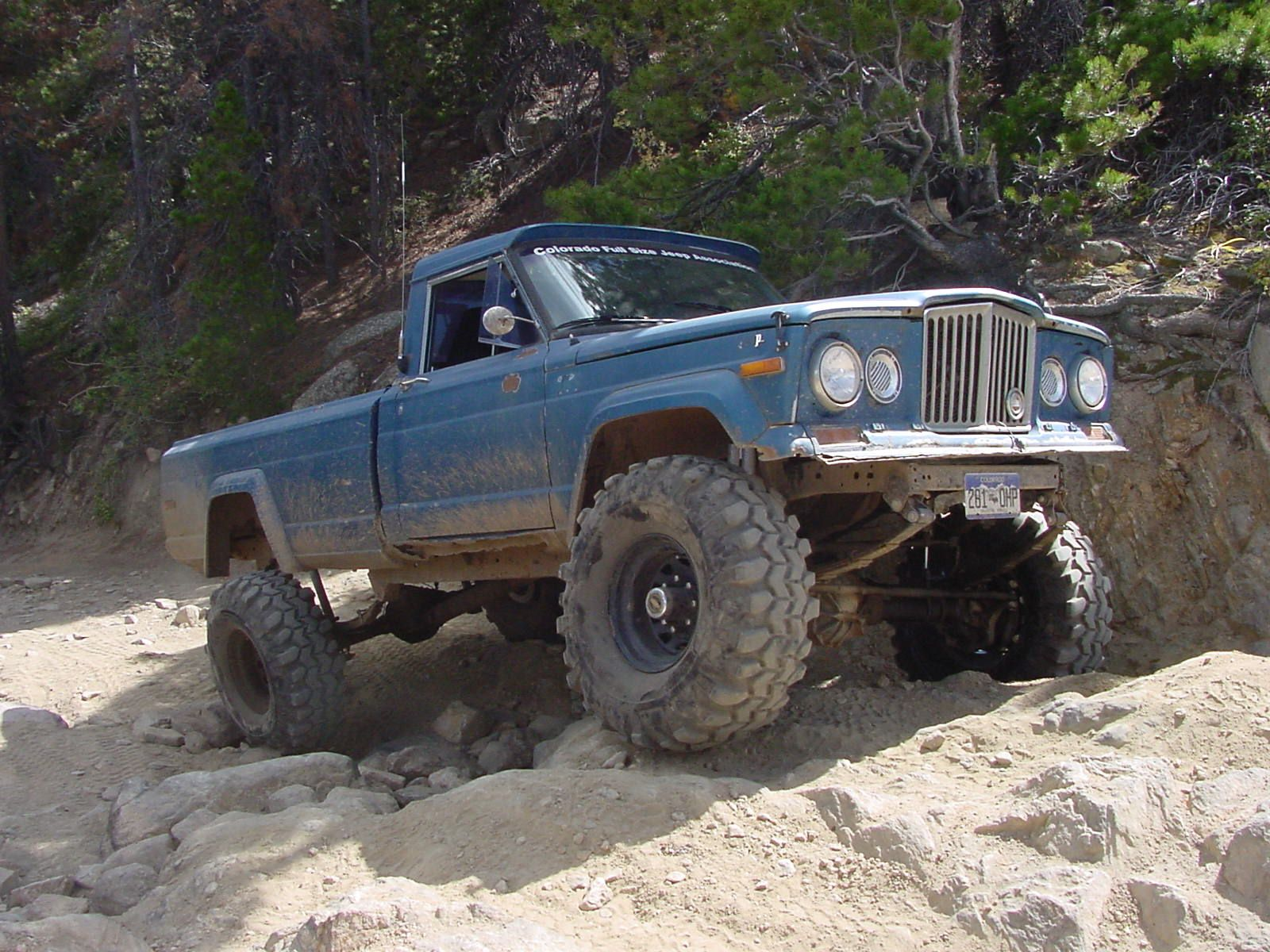 J10 Gladiator Jeep Truck Jeep Pickup Jeep Gladiator