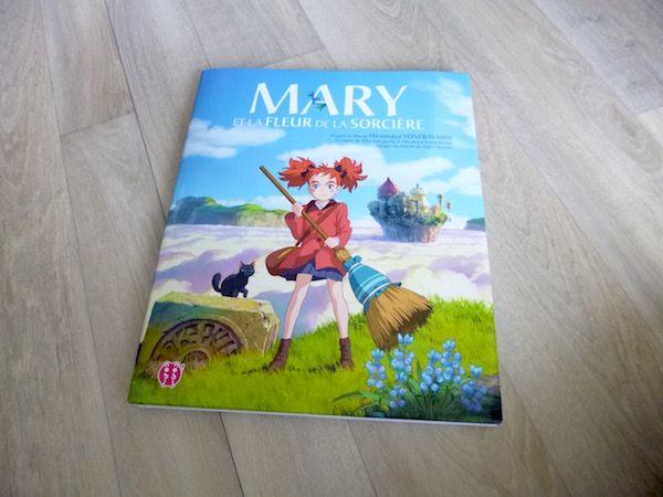 Mary Et La Fleur De La Sorciere Liyah Fr Livre Enfant