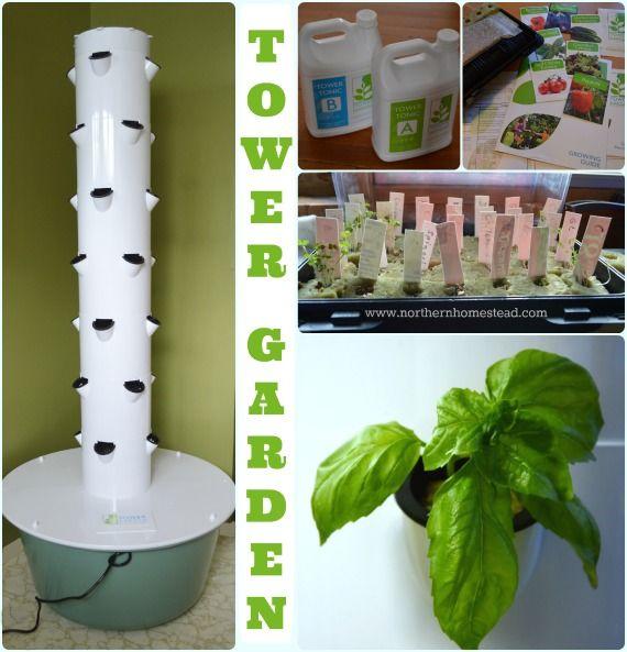 Introducing the Tower Garden | Juice plus tower garden ...