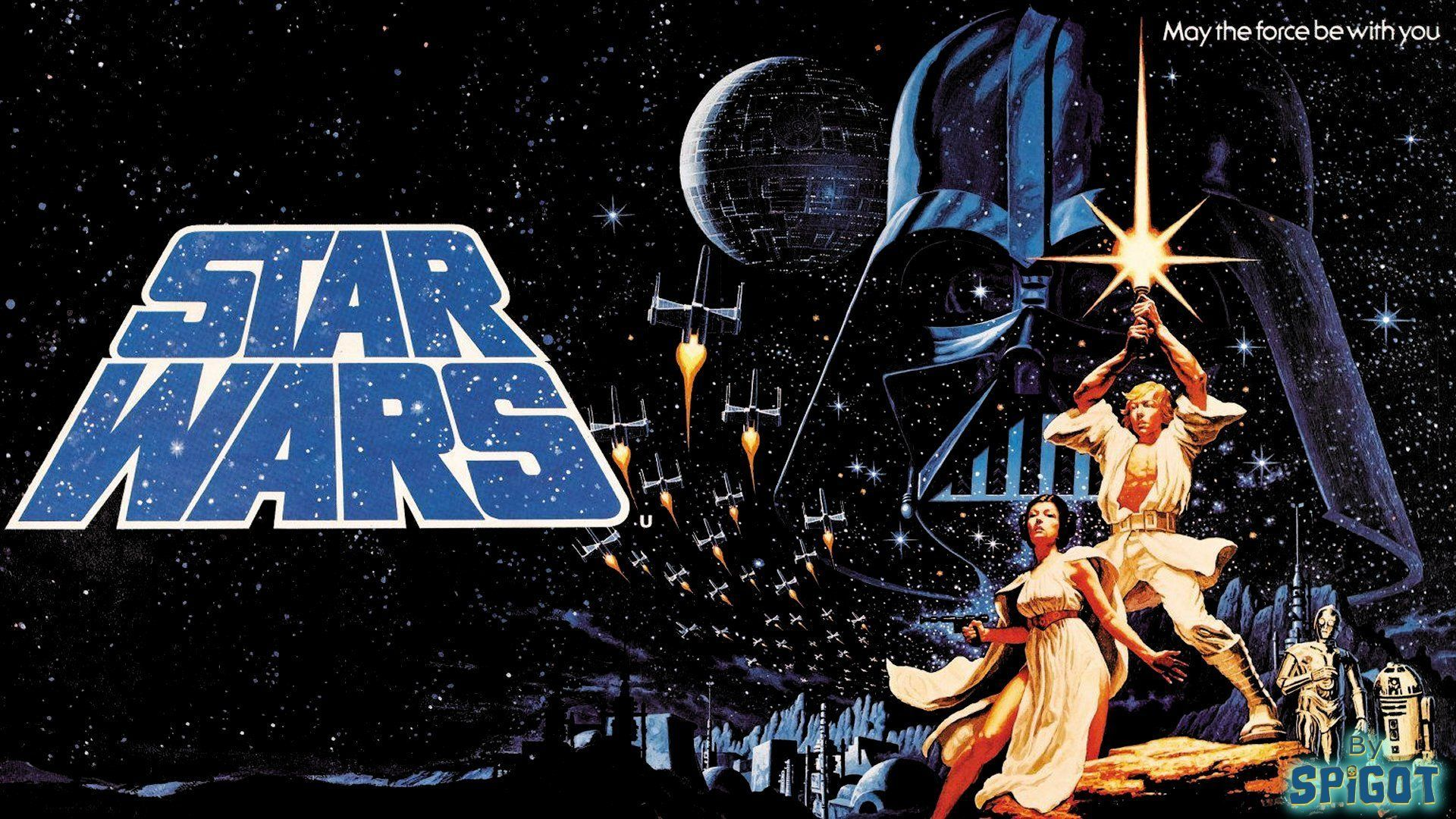 Largest Collection Of Star Wars Wallpapers For Free Download 1920x1080 HD