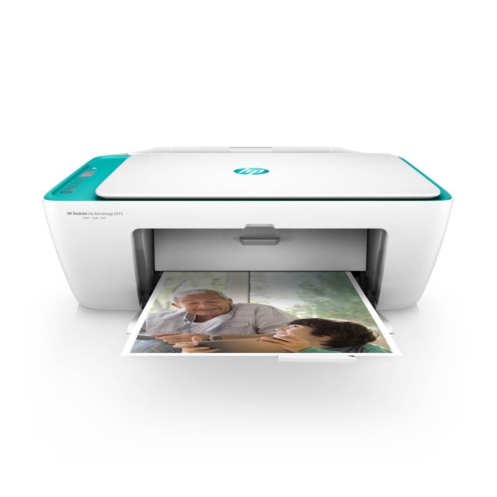 Impresora Multifuncion Hp Deskjet Ia2675 Impresora Cartuchos De