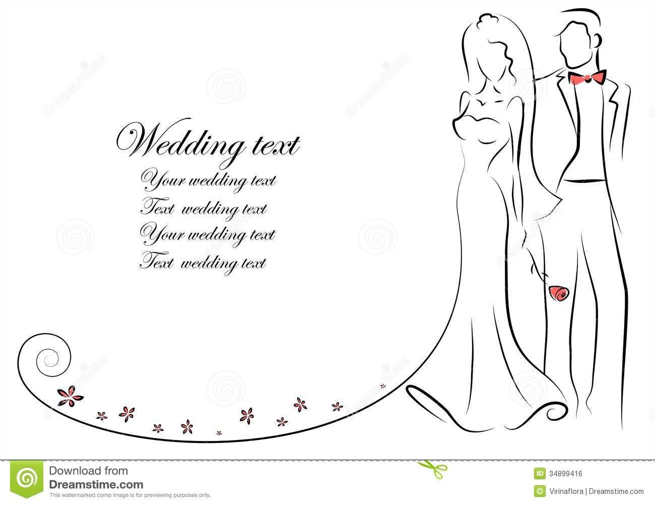 Bride And Groom Silhouette Free Clipart Clip Art