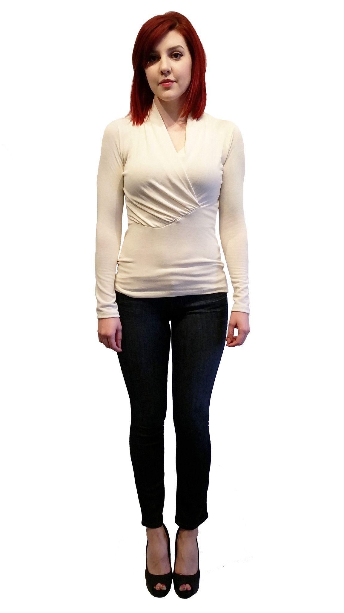 Cowl Neckline Sweater