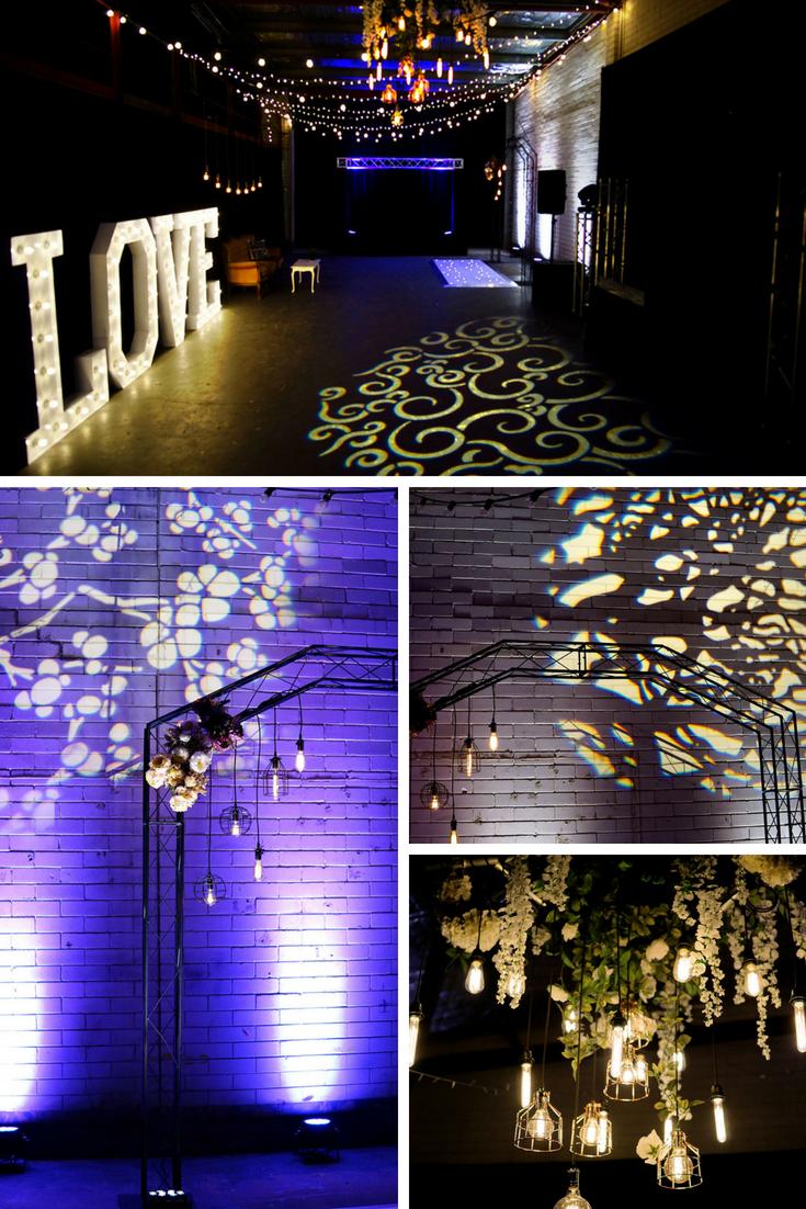 Event Lighting And Wedding