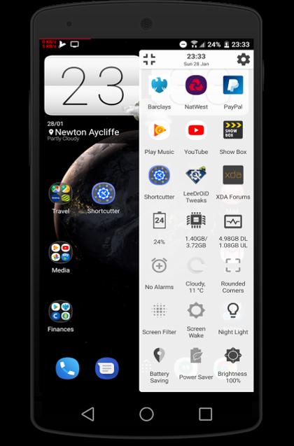 appmarsh on Tile app, Custom icons, App drawer