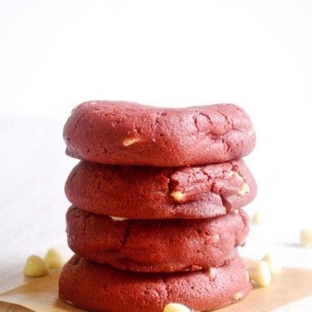 Red Velvet Cheesecake Cupcakes #redvelvetcheesecake